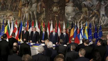 Mit ünnepel ma az Európai Unió Rómában?