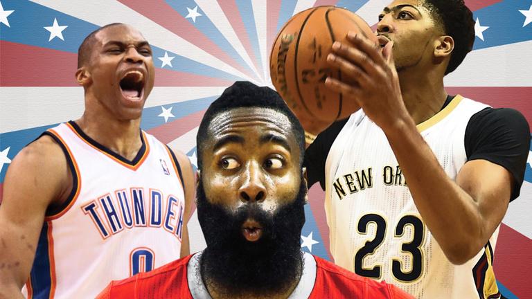 Már mindenki 50 pontot dobál az NBA-ben