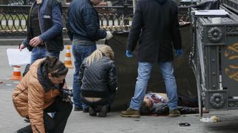 Orosz ügynök gyilkolta meg Voronyenkovot az ukrán kormány szerint