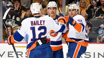 Beindult a New York Islanders