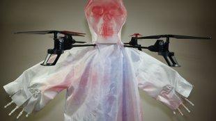 Realacc H400 Halloween drón