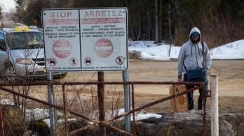 Kanadában privatizálták a menekültválságot