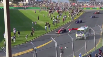Szó szerint közelebb viszik a közönséghez az F1-et