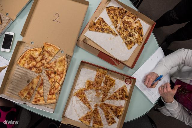 Azt kell, hogy mondjuk, hogy ezt jobban élveztük, mint az elvileg legjobbra értékelt pizzázók tesztjét.