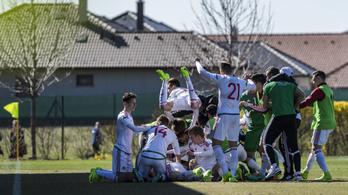 Utolsó mp-es thrillerrel jutott ki az Eb-re az U17-es válogatott