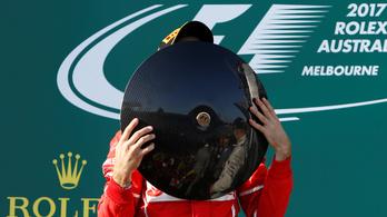 Vettel: Verstappen kulcs volt a győzelemhez