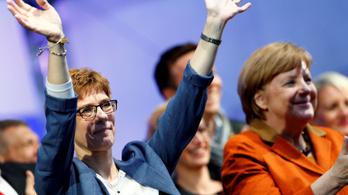 Nagyon nyerhettek Merkelék a Saar-vidéken