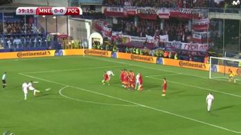 Lewandowski úgy lő gólt szabadból, mint más 11-esbő