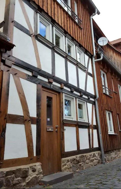 A ház utcai homlokzata