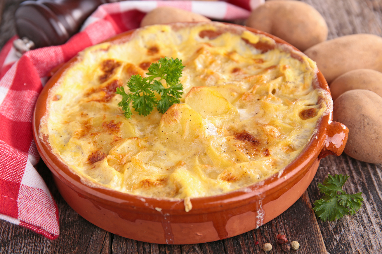 Darált húsos rakott krumpli tele mindenféle finomsággal - Fantasztikusan szaftos