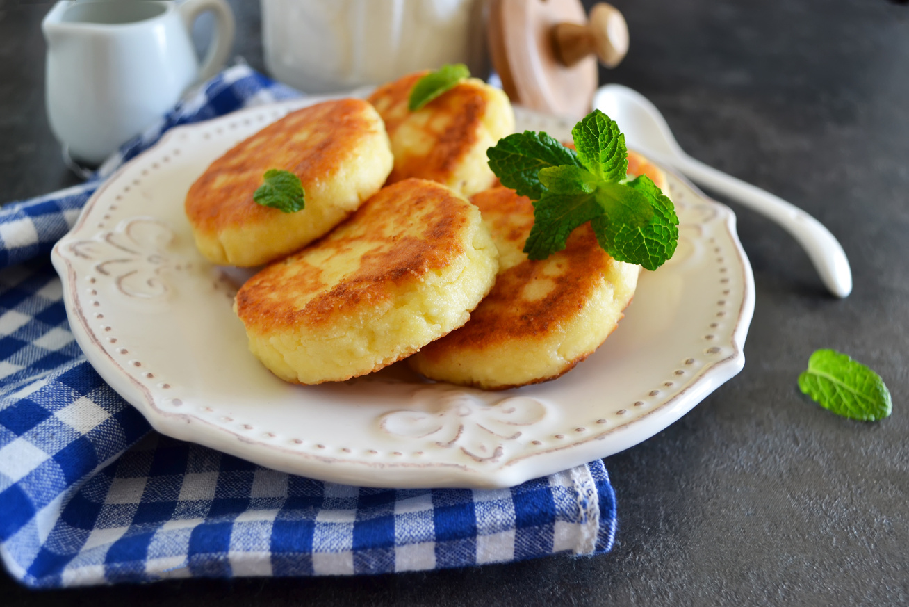 Pufók vaníliás túrópalacsinta 25 perc alatt - A tésztája hihetetlenül könnyű