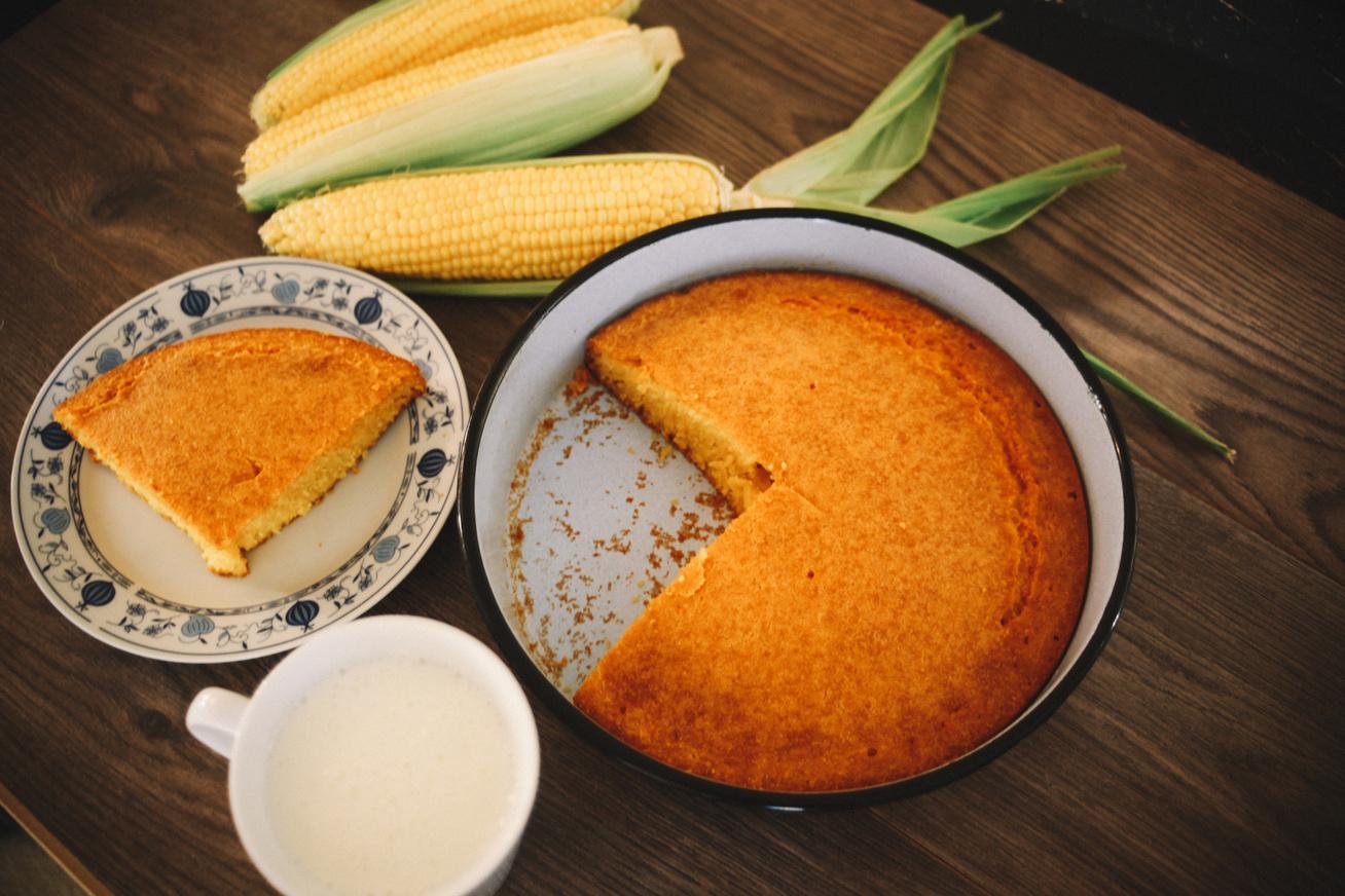 A legfinomabb házi kukoricás kenyér - Lábasban sül az egyszerű finomság