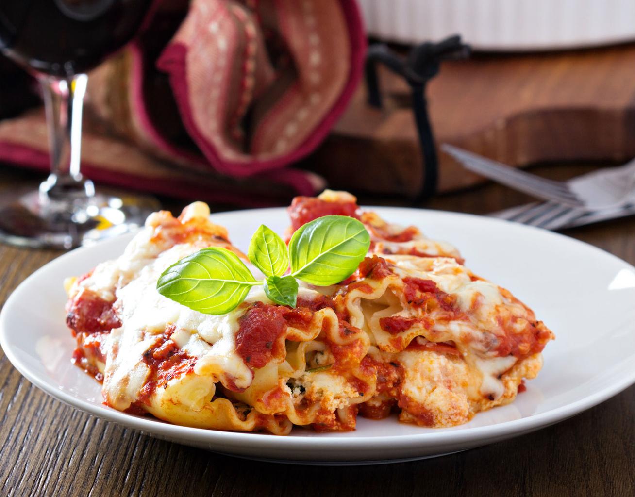 Fantasztikus lasagnetekercsek - Legközelebb így készítsd el