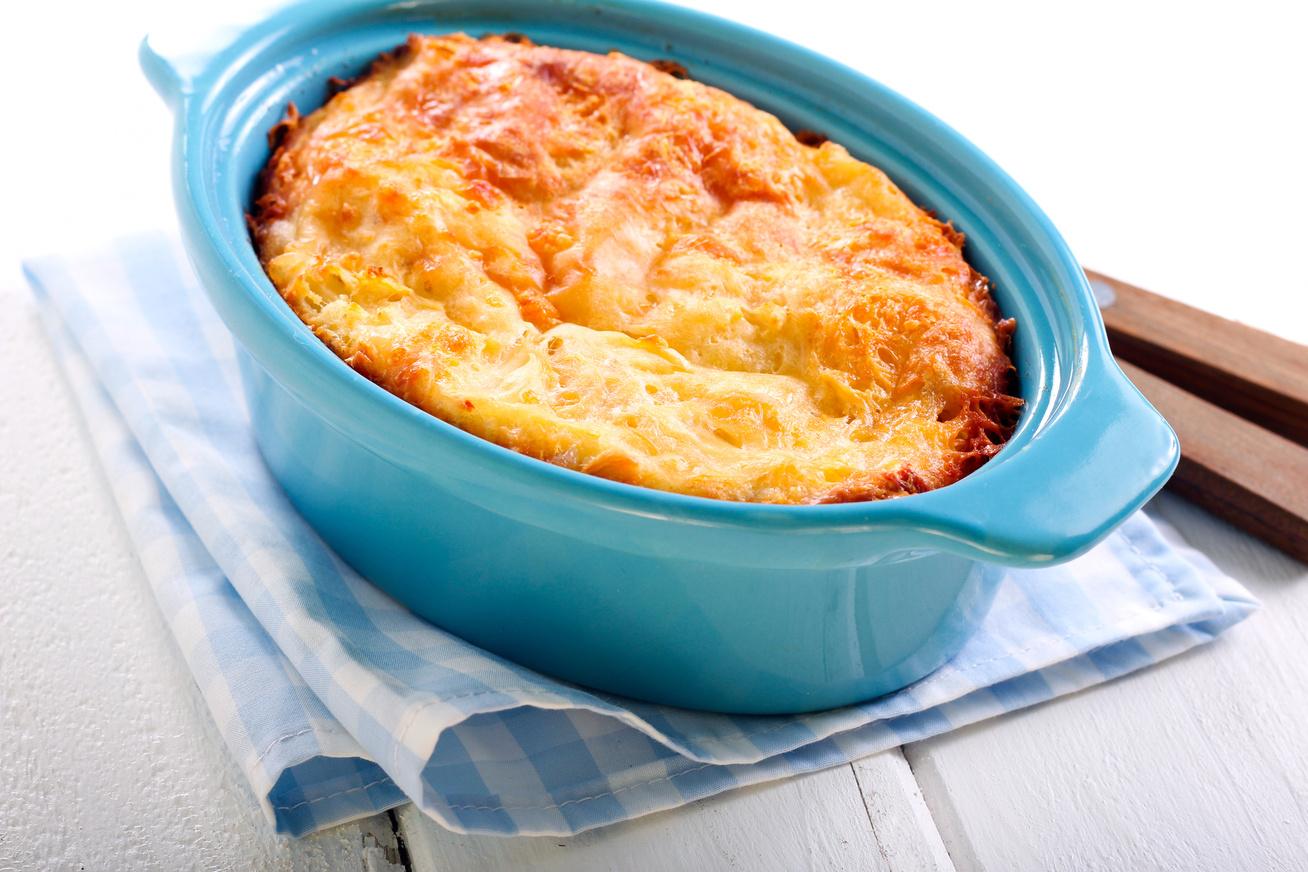 Tepsis sajtos csirkemell: ha így sütöd, nem szárad ki a hús