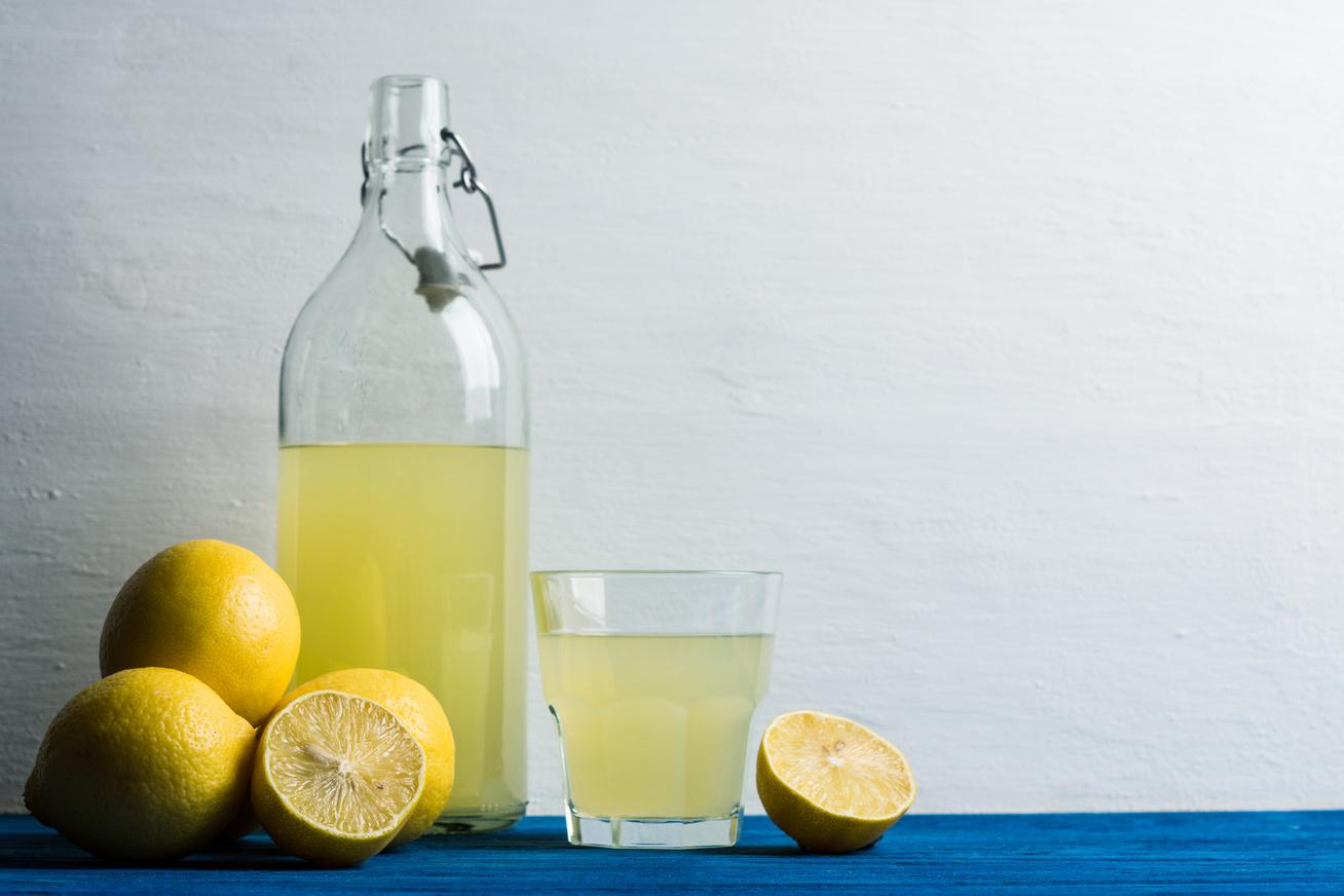A legegyszerűbb házi citromszörp receptje