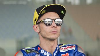 Valentino Rossi: Öreg vagyok már tét nélkül körözgetni