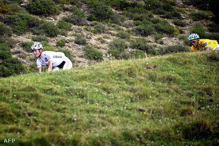Schleck és Contador