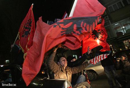 2008. február 17-e, a függetlenség kikiálltása
