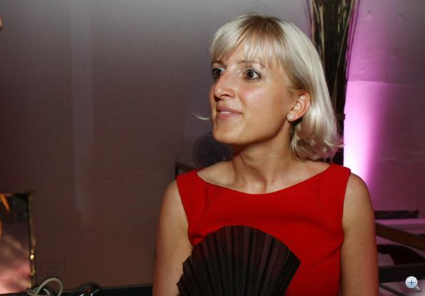 Juhász Klaudia, a Sofitel Budapest Hotel kommunikációs igazgatója