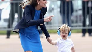 Katalin hercegné: anyának lenni hatalmas kihívás