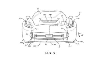 Aktív légterelőket fejleszt a Chevrolet