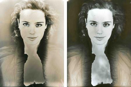 Borka két arca