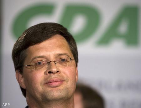 Jan Peter Balkenende lemköszönt miniszterelnök