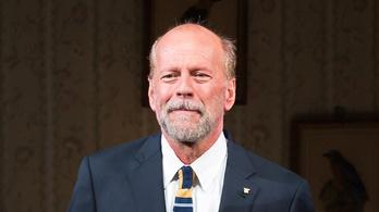 Bruce Willis úgy keresett 6 millió dollárt, hogy nagyon meg sem kellett mozdulnia