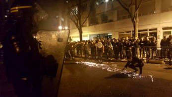 Rendőrök lőttek le egy kínait Párizsban