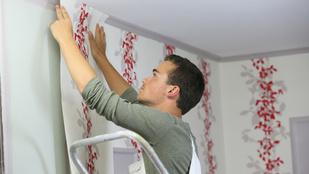 Spórolj a lakásfelújításon: fesd át a falat magad!
