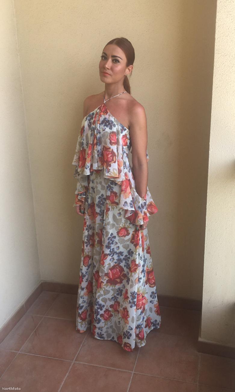 Ezúttal, amint a képek is mutatják, remekül ment a diétázás, Danielle French szépen és magabiztosan fogyott, ahogy közelgett az esküvő napja.