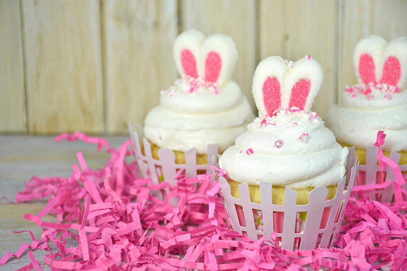 nyuszis-cupcake