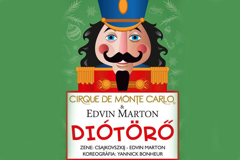Ilyen látványos Diótörőt még nem láthattál: cirkusz, balett és Edvin Marton