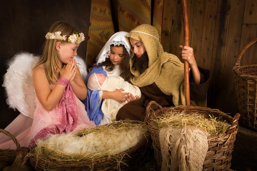 Nézd meg, ki paterolta ki a Kisjézust a jászolból - A pofátlanság csúcsa, de csak nevetni lehet rajta