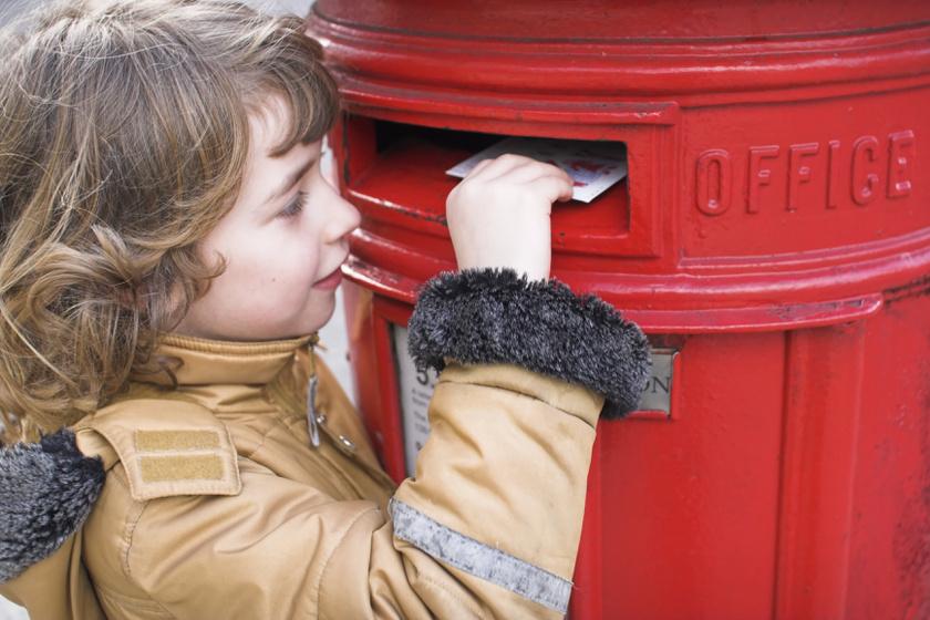 A szomszédban működik Jézuska postahivatala - Ide érkeznek a kívánságok
