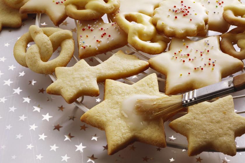 A legfinomabb karácsonyi csillagsüti receptek - Álomszépek és nagyon finomak