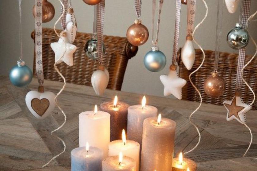 A legszebb karácsonyi dekorációk, ha nincs pénzed és ötleted: így készítsd el őket