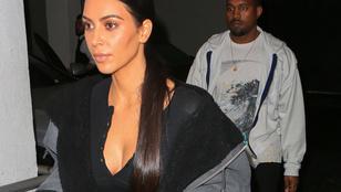 Turnéja során Kim Kardashian ezeket a dolgokat teszi meg férjének