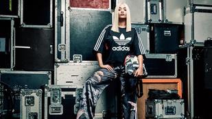 Az Adidas a tavalyi év nagy nyertese