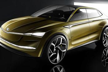 Terepkupét készít a Škoda