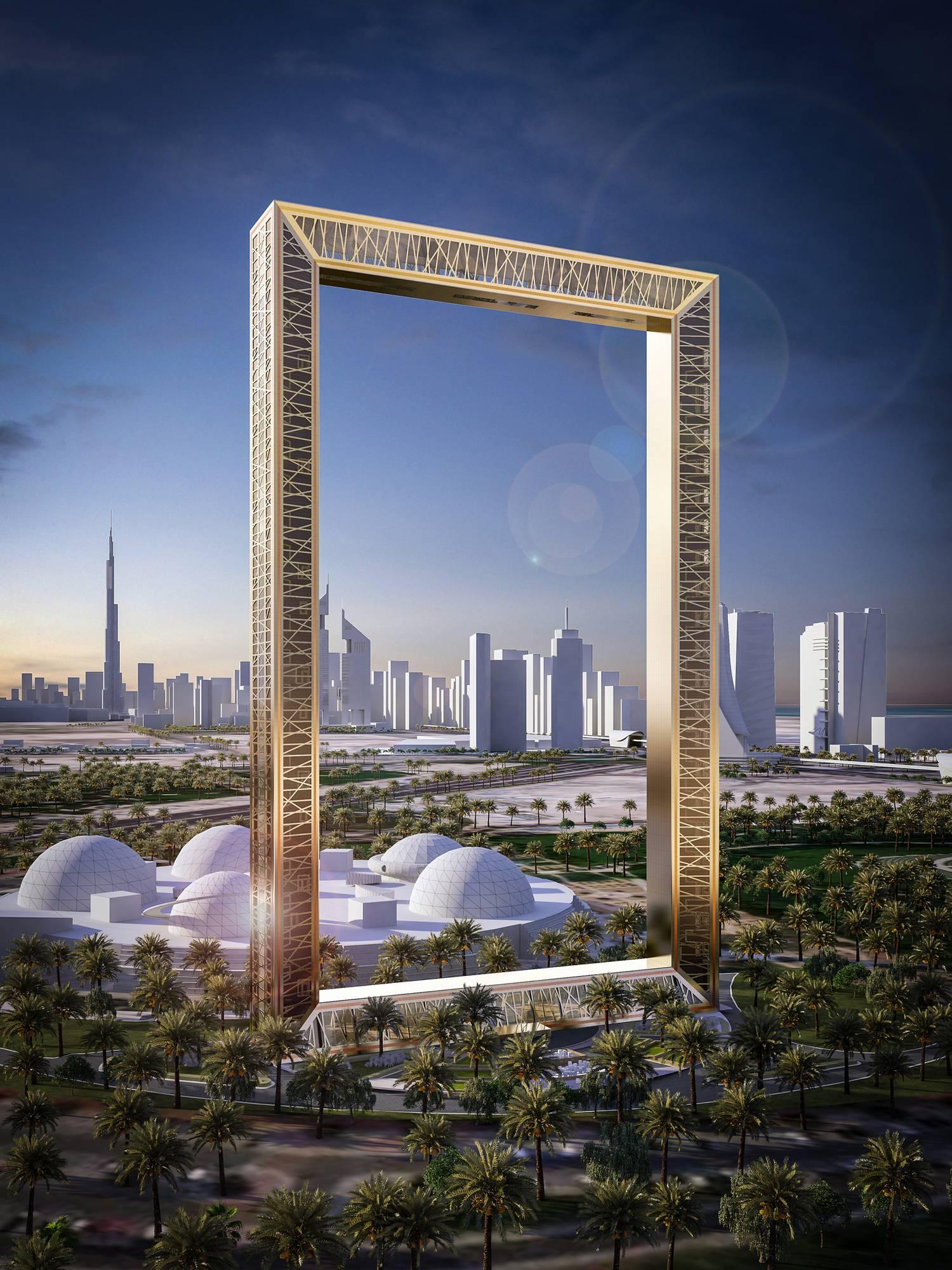 Már aranyozzák a Dubaj Keretet