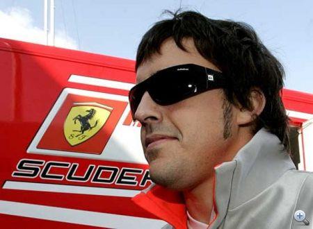 Fernando Alonso Oroszlán