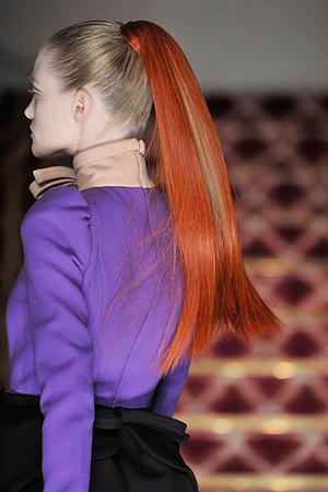 A póthaj is megoldja, Miu Miu 2010 ősz-tél