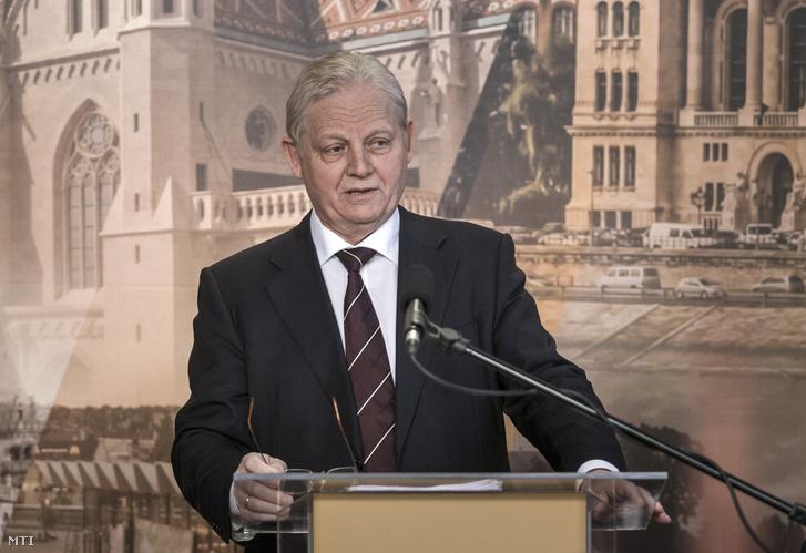 Tarlós István főpolgármester