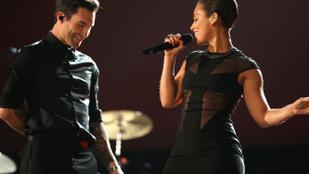 Azt mondják, kamu, hogy Alicia Keys nem sminkeli magát