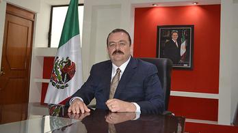 Drogbizniszben utazó mexikói főügyészt kapcsoltak le amerikai ügynökök