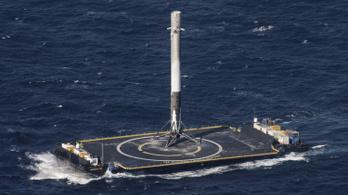 Reciklált rakétát küld ma az űrbe a SpaceX