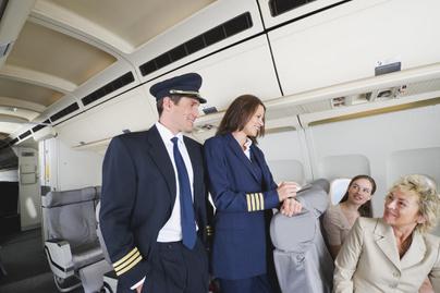 pilota stewardess