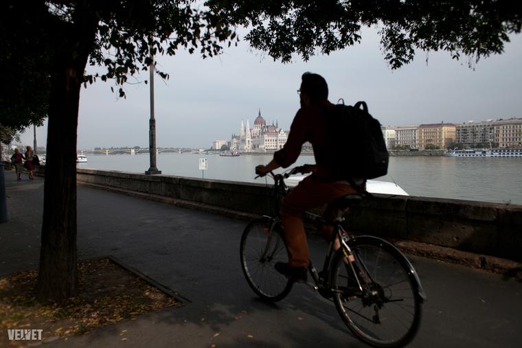 Két éve végigtekertünk az Eurovelo 6 budapesti útvonalán