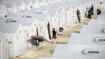 Ötmillióan menekültek el Szíriából